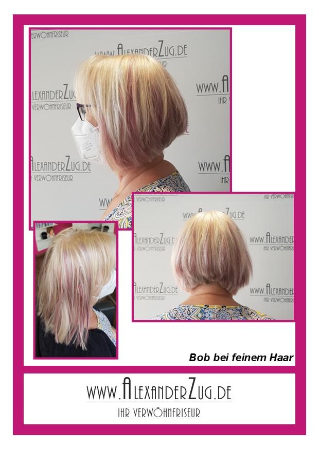 Schnitt-Damen-Bob-bei-feinem-Haar